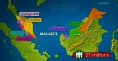 Le Dessous Des Cartes Malaisie, Les Deux Visages Arte 14 06 2008