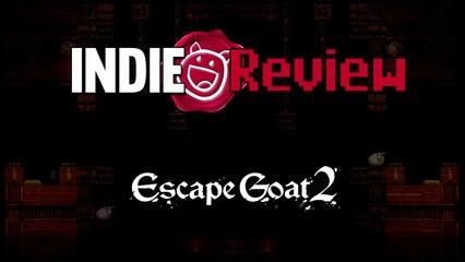 Indie Review - Escape Goat 2