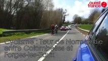Cyclisme : Tour de Normandie entre Colombelles et Forges-les-Eaux