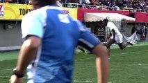"Rugby - L'essai ""Superman"" de Jamie Henry"
