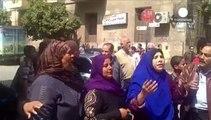 Mısır'da Müslüman Kardeşler'in lideri de yargılanıyor