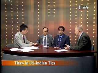 Makhdoom Babar on US-India Nuclear Deal (Part 1)