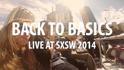 Dub Fx, CAde - Back to Basics - Feat. Talib Kweli / Niko Is / RES / Andy V on Keys - Live at SXSW