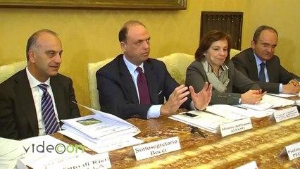 Sicurezza, Alfano: Roma pronta a grandi eventi, ci stiamo preparando