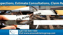 Denver Insurance Claims | Ensured Claims Group