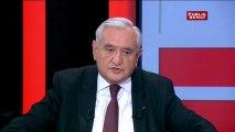 """Jean-Pierre Raffarin """"Le PS par ses échecs développe le Front National"""""""