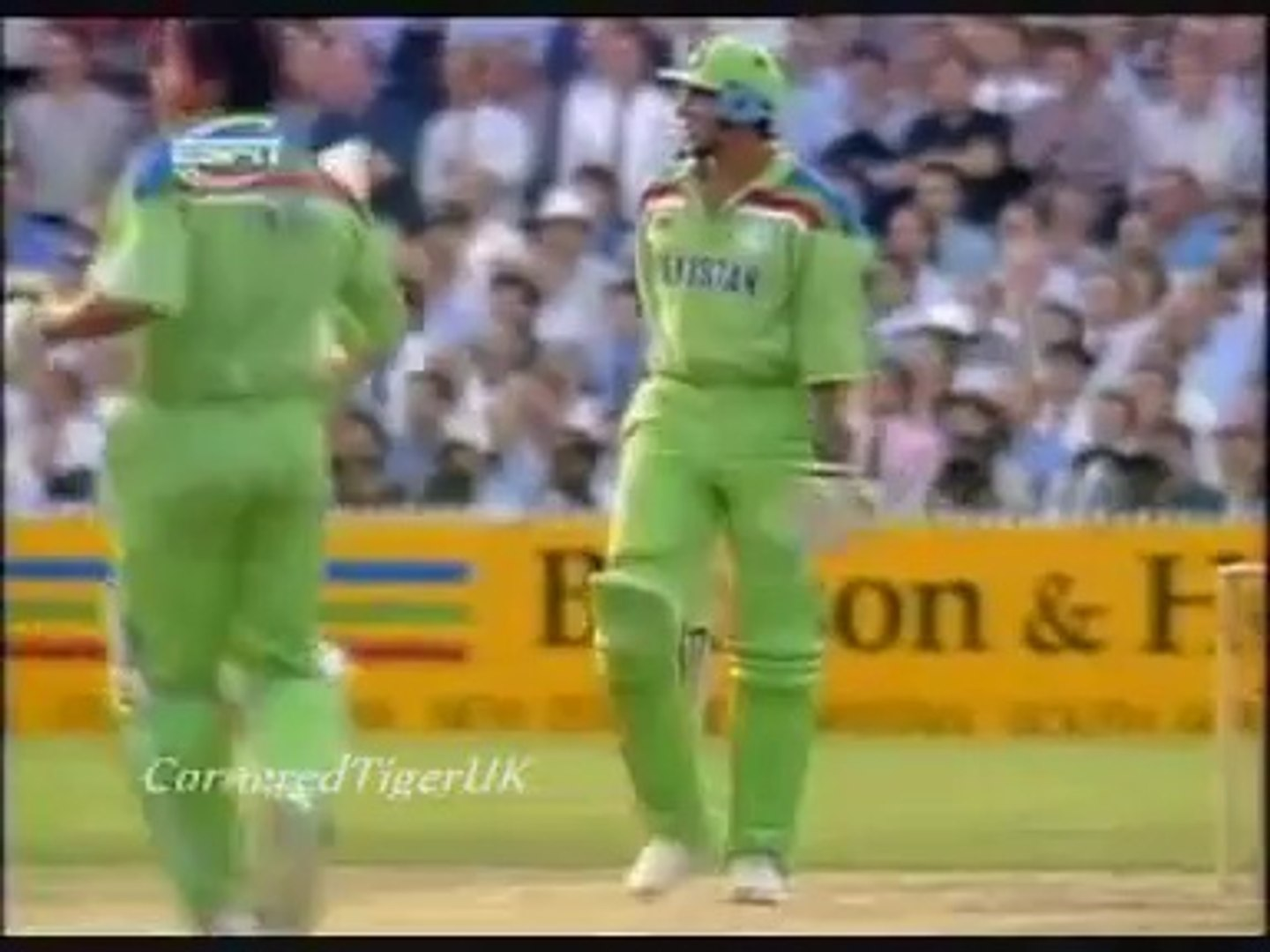 March, 25 1992) - Imran Khan's Cornered Tigers Win The 1992 World Cup