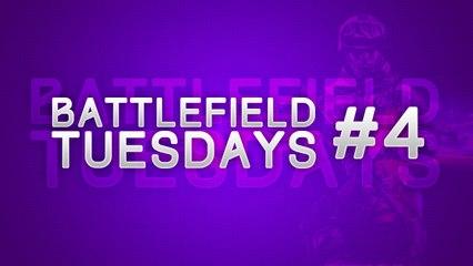 Battlefield Tuesday -episode 4 - TDM on Rogue transmission