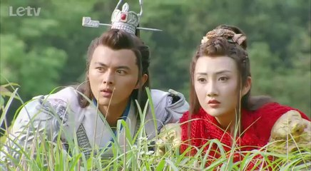 隋唐英雄4 第5集 Heros in Sui Tang Dynasties 4 Ep5