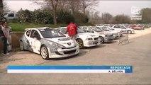 Sport : 15e rallye des Vins du Gard