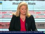 Jean Arthuis, ancien ministre des Finances et sénateur UDI de Mayenne, dans Le Grand Journal - 25/03 2/4