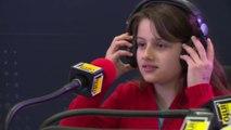 L'atelier radio France Info au Forum des Halles