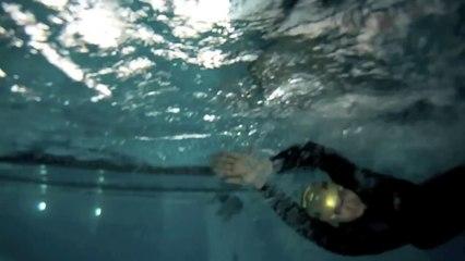 Ironman lv swim test  romans