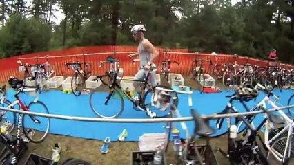 Triathlon sprint - Latvijas Olimpiade