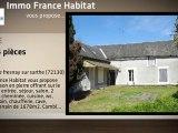 Vente - maison/villa - secteur de fresnay sur sarthe (72130)  - 65m²