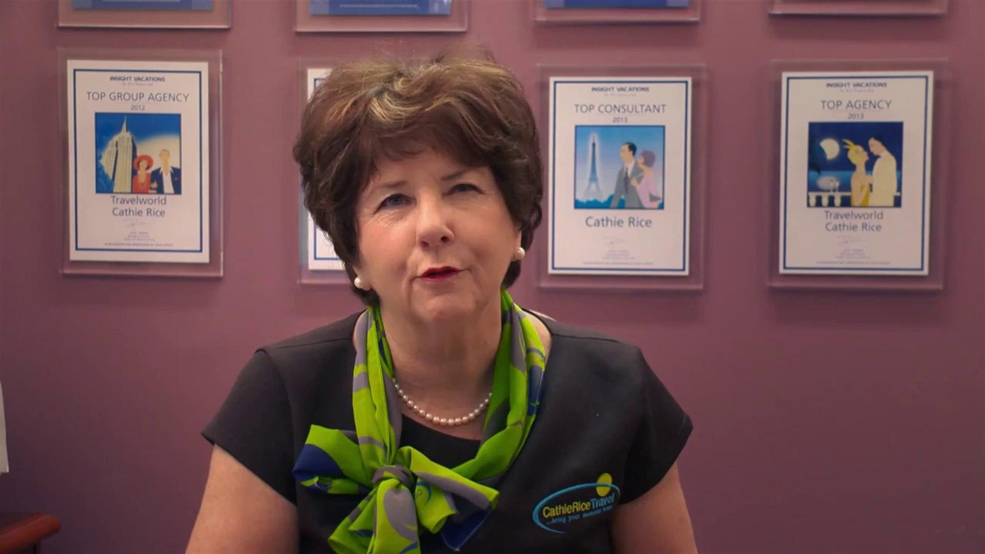 Lomax Media Testimonial - Cathie Rice - Cathie Rice Travel
