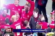 Bloque Deportivo: Claudio Pizarro sigue batiendo récords y ganando títulos (1/3)