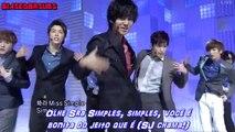 [PT-BR] [LIVE] Super Junior - Superman + Mr. Simple [LEGENDADO]