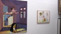 Galerie anne-marie et roland pallade - Exposition Pat Andrea 2014