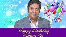 Happy Birthday Prakash Raj    Birthday Special