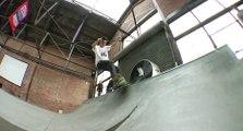 Almost Skateboarding crazy tricks contest with Chris Haslam