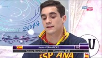 WC 2014 Javier FERNANDEZ SP