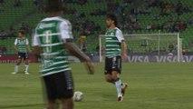 Santos Laguna nie dało szans Penarol