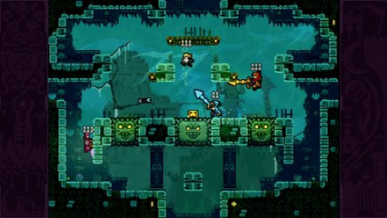 Gameplay - Partie 1 de TowerFall Ascension