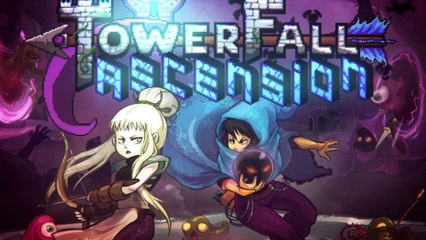 Gameplay - Partie 2 de TowerFall Ascension