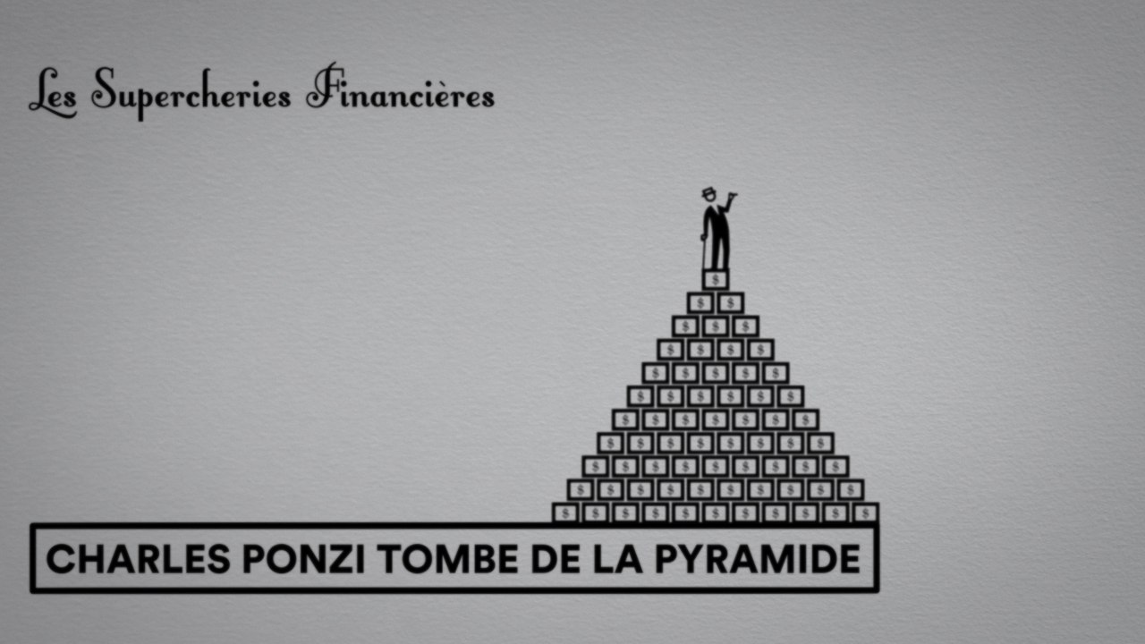 Les Supercheries financières 1x02 - Charles Ponzi tombe de la pyramide - Vidéo Dailymotion