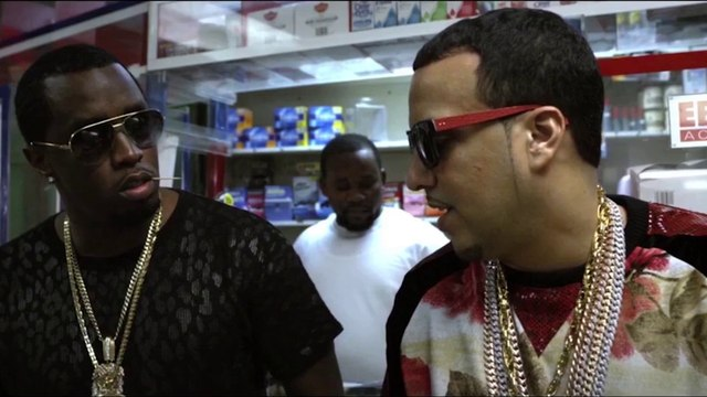 "DIDDY ft RICK ROSS & FRENCH MONTANA "" Big Homie "" (Official Video Teaser 2014)."