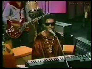 Stevie Wonder Live NYC-1972
