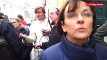 Paris. Les familles des victimes du Bugaled Breizh reçus par Le Drian
