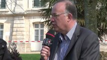 Municipales Fontenay Le Comte : Droit dans les yeux avec Hugues Fourage