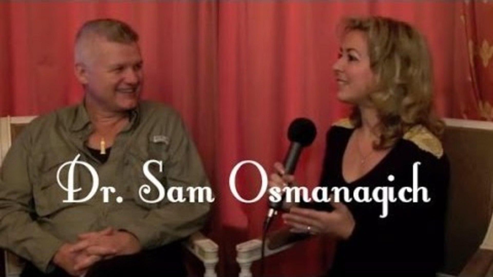 Dr. Sam Osmanagich about the Bosnian Pyramids