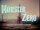 Monster Zero (1970) - 12 minutes from the 1990 Simitar VHS