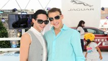 Johnny Weir Divorce Drama Rages On: Skater Says Ex Hit Their Dog And Took Louis Vuitton Luggage!