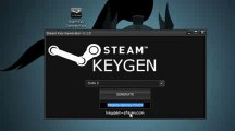 Steam Keygen Key Generator 2014 ALL STEAM GAMES ARE SUPPORTE