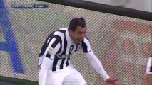 Serie A: Juventus 2-1 Parma (all goals - highlights - HD)