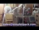 【Automatic triangle teabag packing machine(Nylon teabag)】