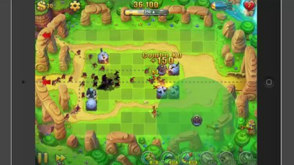 Fieldrunners 2 HD iOS, Android Review