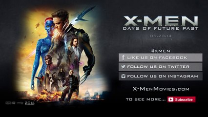 X-Men Days of Future Past Movie Trailer 2 HD Trailer 2014 (Official All Videos Trailer)