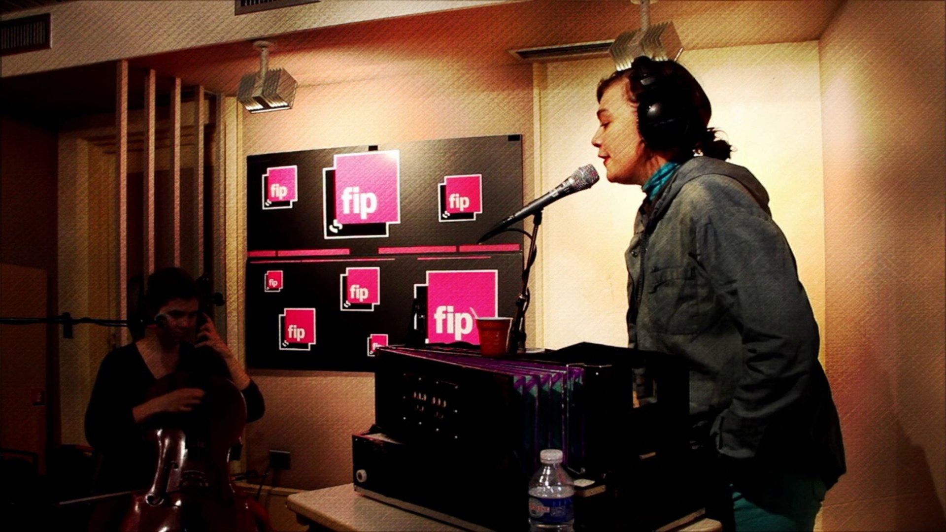 Rosemary Standley et Dom La Nena - Fip session live - 2 mai 2014