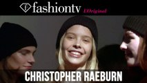 Christopher Raeburn Fall/Winter 2014-15 Backstage | London Fashion Week LFW | FashionTV