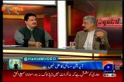 GEO Capital Talk Hamid Mir with Nabil Gabol (26 March 2014)