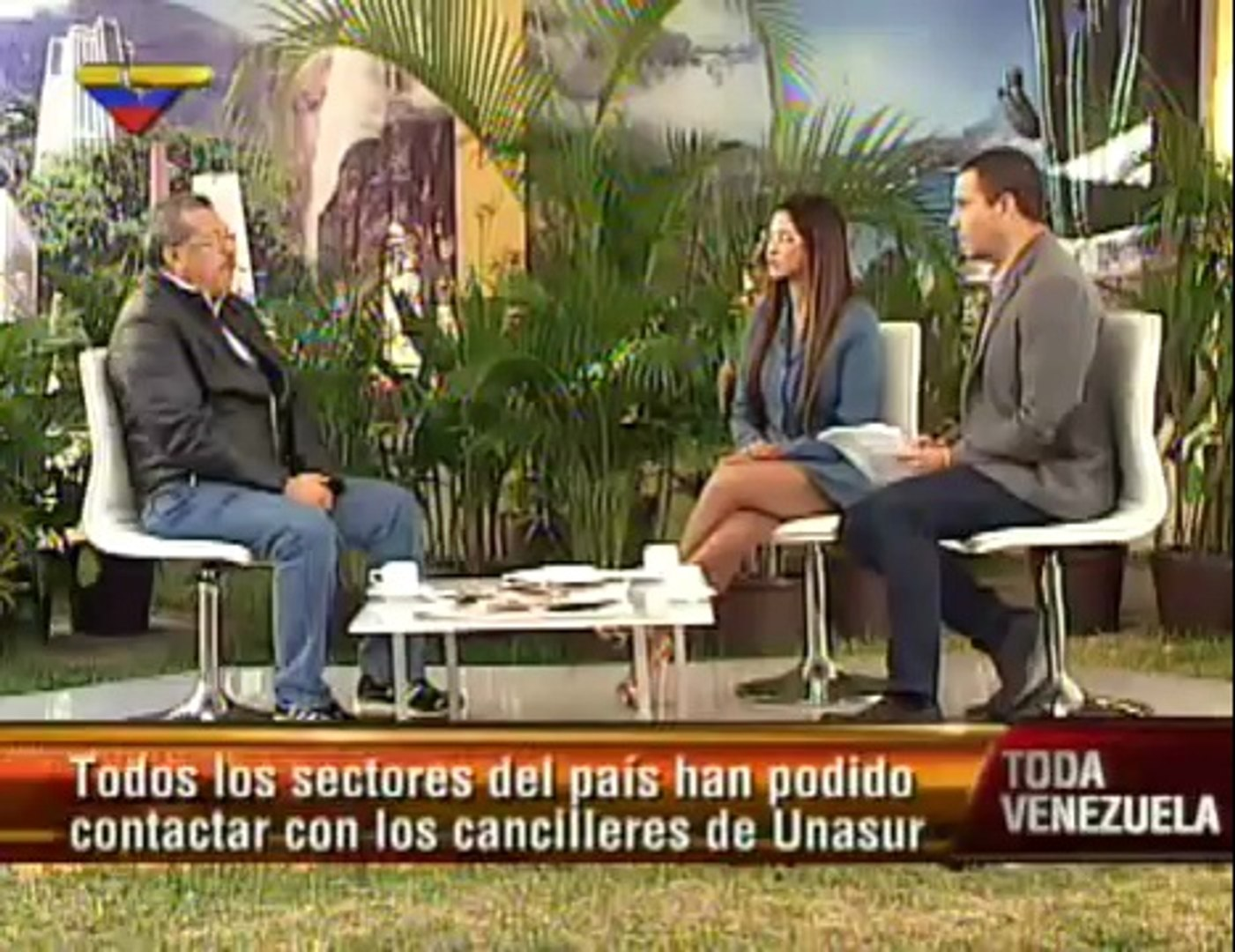 (Vídeo) Saúl Ortega América Latina se ha venido levantando de una manera insurgente
