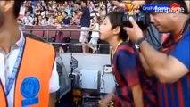 L'umiltà, il rispetto, l'amore: ecco i gesti dei campioni che hanno commosso il mondo del calcio