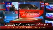 Faisal Raza Abidi Exclusive in Tonight With Jasmeen (27th March 2014)