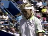 US Open 1991 Final - Monica Seles vs Martina Navratilova FULL MATCH