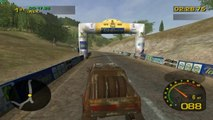 Dakar 2 HD on Dolphin Emulator (Widescreen Hack) part1